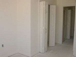 The third bedroom from the window - 8 weeks left