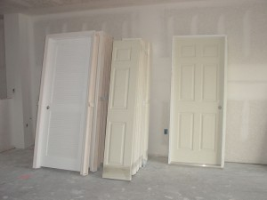 All our doors - 9 weeks left