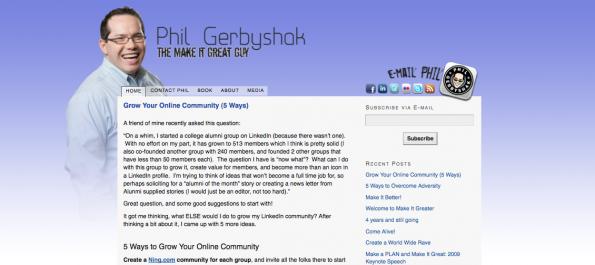PhilGerbyshak.com